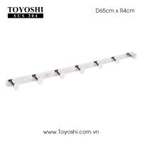 Móc MOV 7 Kích Thước: Dài 65cm, 7 móc 100% Inox 304